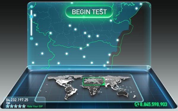 test-internet-connection-speed
